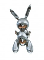 Rabbit, 1986 [Lapin] Acier inoxydable Édition 1 / 3 Museum of Contemporary Art Chicago, Partial Gift of Stefan T. Edlis and H. Gael Neeson, 2000.21 © Jeff Koons