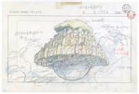 Castle in the Sky © 1986 Nibariki – G