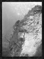 GeorgesAuguste  Marbotte Un chemin à flanc de montagne, 1903-1906.
