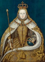 artiste anglais, Elisabeth Ière, vers 1600 © National Portrait Gallery, London