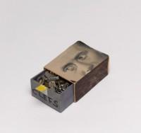 Man Ray, Boîte d'allumettes fermée, vers 1960 (c) Man Ray Trust / Adagp, Paris 2015 / Centre Pompidou (MNAM-CCI) / Philippe Migeat / Dist RMN-GP