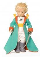 Le Petit Prince, poupée du créateur John Wright, Cambridge, 1983. Photo Jean Tholance