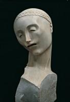 Adolfo Wildt, La mère, fragment du groupe La Famille (La Madre), 1922. Marbre. Collezione Franco Maria Ricci, Fontanellato (Parma) © Archivo Franco Maria Ricci