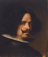 Diego Velazquez, Autoportrait, vers 1650. Huile sur toile, Museo de Bellas Artes, Valence © Museo de Bellas Artes, Valence