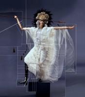 Jean-Paul Goude Björk Mixte Magazine collection « Les Vierges » Haute couture printemps-été 2007 © Jean-Paul Goude