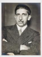 Portrait de Roberto Longhi (c) Studio Sébert Photographes