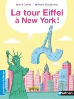 La tour Eiffel à New York ! Nathan, 2015
