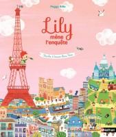 Lily mène l'enquête à Paris, Nathan, 2015