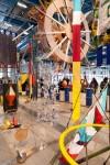 Jan Kopp, Soulever le monde © Hervé Véronèse, Centre Pompidou, 2015