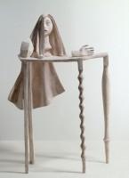 Alberto GIACOMETTI , Table, 1933 © Centre Pompidou, MNAM-CCI/ Service de la documentation photographique du MNAM/Dist. RMN-GP © Succession Alberto Giacometti (Fondation Alberto et Annette Giacometti, Paris et Adagp, Paris 2015)