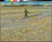 Vincent van Gogh – Le Semeur – 1888 – Huile sur toile © Hahnloser/Jaeggli Stiftung, Winterthur. Photo Reto Pedrini, Zürich