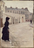 ean Béraud (1849-1935) L'Attente, 1880 Huile sur toile, 56 x 39,5 cm Paris, musée d'Orsay © RMN-Grand Palais (Musée d'Orsay) / Franck Raux