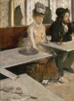 Edgar Degas (1834-1917) L'Absinthe, 1875-76 Huile sur toile, 92 x 68,5 cm Paris, musée d'Orsay © Musée d'Orsay, Dist. RMN-Grand Palais / Patrice Schmidt