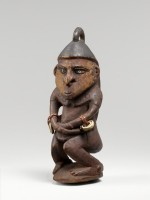 Figurine © musée du quai Branly, photo Thierry Ollivier, Michel Urtado