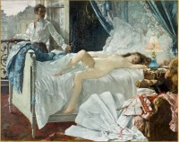 Henri Gervex (1852-1929) Rolla, 1878 Huile sur toile, 175 x 220 cm Bordeaux, musée des Beaux-Arts, dépôt du musée d'Orsay © Musée d'Orsay, Dist. RMN-Grand Palais / Patrice Schmidt