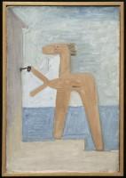 Baigneuse ouvrant une cabine, 1928 (c) Succession Picasso 2015