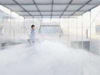 Tetsuo Kondo en partenariat avec TRANSSOLAR, Cloudscapes, 2012 Collection de l'artiste