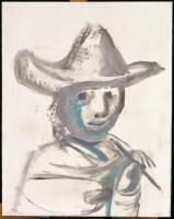 Le Jeune peintre, 1972 (c) RMN-GP / René-Gabriel Ojéda (c) Succession Picasso 2015