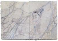 Anselm Kiefer, nascita di venere, 2014 La naissance de Vénus Aquarelle et crayon sur plâtre sur carton Pages 8-9 64.5 x 97 x 8.5 cm Collection particulière © Anselm Kiefer Photo © Charles Duprat