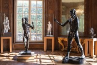 L'Age d'airain dans son nouvel écrin, salle 3 (c) agence photographique du musée Rodin / photo J. Manoukian