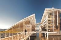 Musée d'art contemporain Astrup Fearnley, Oslo, Norvège, 2006- 2012, RPBW Ph : Nic Lehoux © RPBW – Renzo Piano Building Workshop Architects
