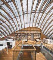 Fondation Jérôme Seydoux -Pathé, Paris, France, 2006-2014, RPBW Ph: Michel Denancé
