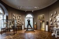 Rodin et l'Antique, salle 17 (c) musée Rodin / Photo P. Tournebouef