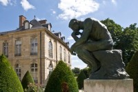 Le jardin du musée (c) agence photographique du musée Rodin / Photo J.Manoukian