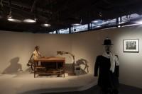 Vue de l'exposition © musée du quai Branly, Photo Gautier Deblonde