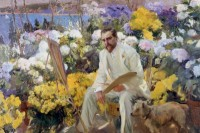 Joaquin Sorolla, Louis Comfort Tiffany, 1911. Photo (c) Courtesy of The Hispanic Society of America, New York