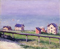 Gustave Caillebotte (1848-1894), Régates en mer Villerville-Trouville, vers 1884 Toledo Museum of Art ; Gift of The Wildenstein Foundation, 1953.69 © Photograph Incorporated, Toledo