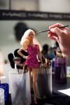 Barbie, Making of (c) Mattel