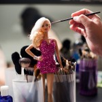 """Me may be plastic but our love is real Barbie !"""