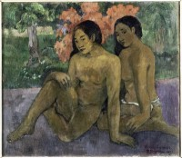 Paul Gauguin, Et l'or de leur corps © RMN Grand Palais, musée d'Orsay, photo Hervé Lewandowski