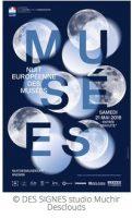 Nuit européenne des Musées, 2016