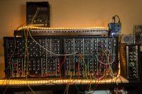 Le synthétiseur Moog d'Etienne Jaumet ® Jacob Khrist