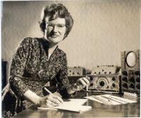Daphne Oram, pionnière de la musique électronique