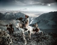 Jimmy Nelson - Kazakh, Altantsogts, Bayan Olgii, Mongolia