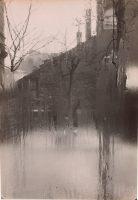 La Fenêtre de mon atelier vers 1940–1948 Josef Sudek Épreuve gélatino-argentique, 17 × 11,2 cm. Musée des beaux-arts du Canada, Ottawa. Don anonyme, 2010. © Succession de Josef Sudek
