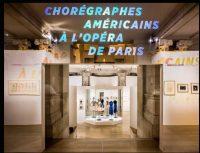 Exposition Chorégraphes américains à l'Opéra de Paris (c) Elena Bauer / OnP