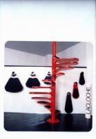 Exposition des composants de l'esclaier Module M400, édité par la galerie Lacloche, 1966 (c) Les Arts Décoratifs, Paris / A.D.A.G.P. 2016