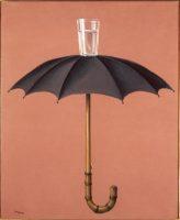 René Magritte, Les vacances de Hegel, 1958. Huile sur toile, 60 x 50 cm. Collection particulière © Adagp, Paris 2016 © Photothèque R. Magritte / Banque d'Images, Adagp, Paris, 2016