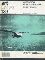 Artpress n°123, 1988 (c) Les Arts Décoratifs, Paris / A.D.A.G.P. 2016 / D.R.