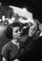 Louis Faurer. Deaf Mute, New York 1950 © Louis Faurer Estate