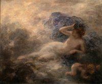 Henri Fantin-Latour La Nuit 1897 huile sur toile ; 61 x 75 cm Paris, musée d'Orsay © Rmn-Grand Palais (musée d'Orsay) / Photo Hervé Lewandowski