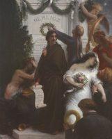 Henri Fantin-Latour L'Anniversaire 1876 huile sur toile ; 220 x 170 cm Grenoble, musée de Grenoble © Musée de Grenoble