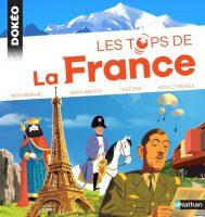 Dokéo Les Tops de la France, Nathan, 2016
