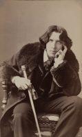 Napoleon Sarony, Portrait d' Oscar Wilde #22, 1882. © Bibliothèque du Congrès, Washington