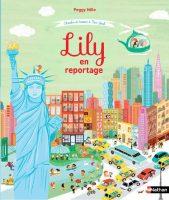 Lily en reportage de Peggy Nille. Nathan