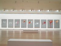 "Vue de la série ""Nine Discourses on Commodus"", 1963. Guggenheim Bilbao Museo, Bilbao © Cy Twombly Foundation, Rome © FMGB Guggenheim Bilbao Museoa, 2016"